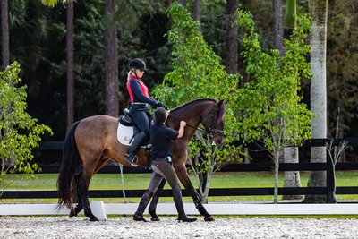 Riding lesson FL