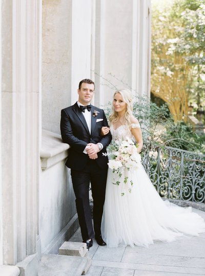Swan House Atlanta Wedding Designer