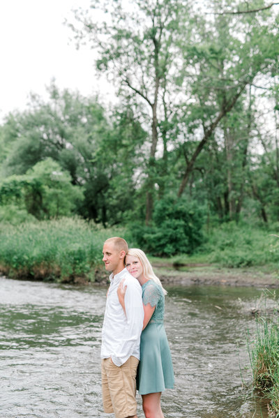 Letchworth State Park Engagement Session by HS Neckers
