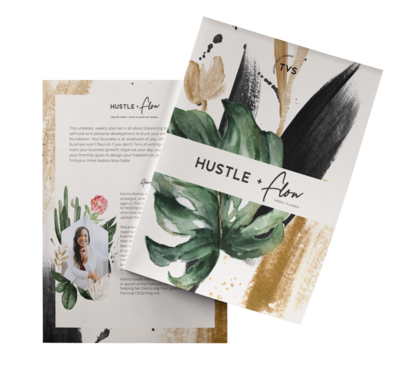Hustle And Flow Planner