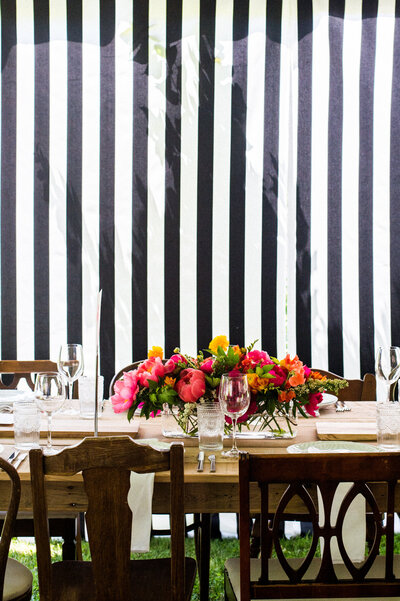 Bohemian Wedding in Manhattan New York - Alice Wilkes Design