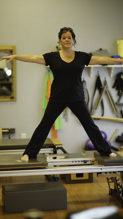 Pilates Personal Training in Williamsburg VA