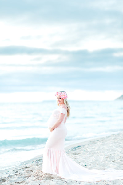Traverse city michigan maternity photographer