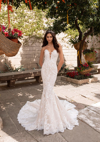 Pronovias Wedding Dress  3