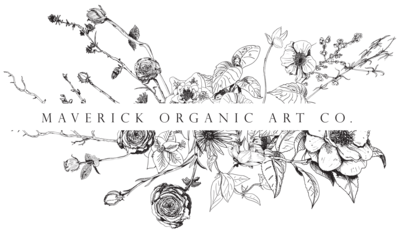 Maverick Organic Art Co. - WM BLACK-01