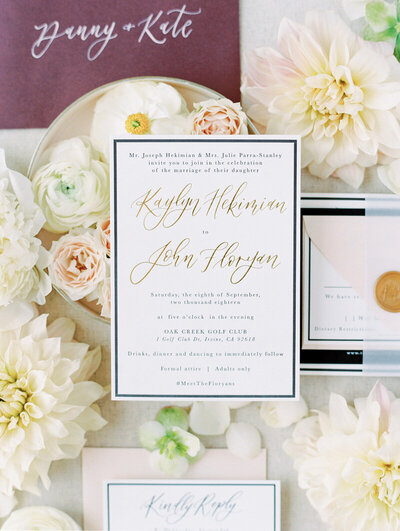 pirouettepaper.com | Wedding Stationery, Signage and Invitations | Pirouette Paper Company | Invitations | Jordan Galindo Photography _ (77)