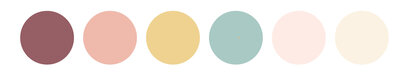 Aniston Lane Brand Color Palette