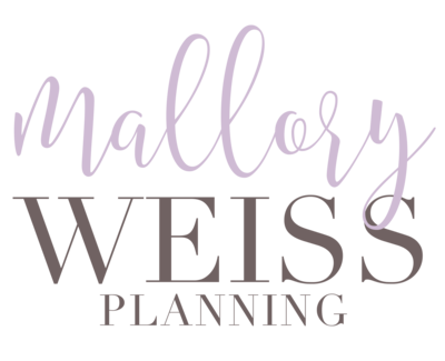 Mallory Weiss Planning offer full service wedding planning and travel planning