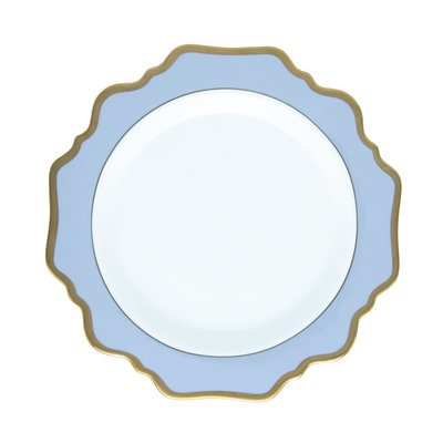 The Event Merchant Company Royal Blue Dinner Plate