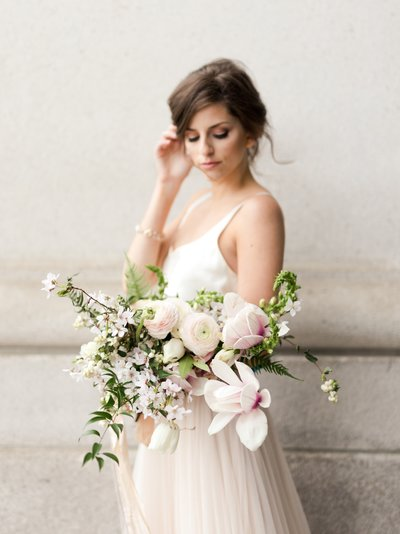 Claire Duran elopement at Union Station