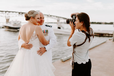 Wedding Photography in Coastal Virginia