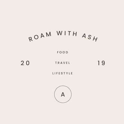 Roam With Ash - Top Toronto Travel and Food blog