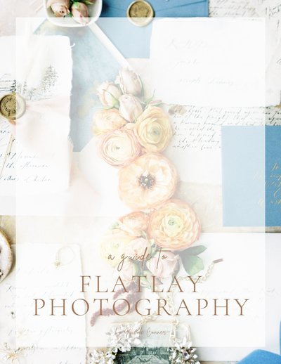 Guide to flatlay photography