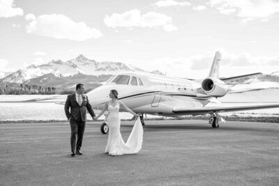 Telluride wedding photographer