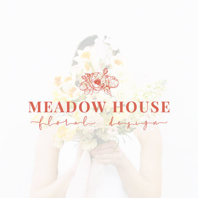 Meadow House Floral Design Brand Identity