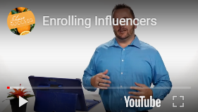 Enrolling Influencers