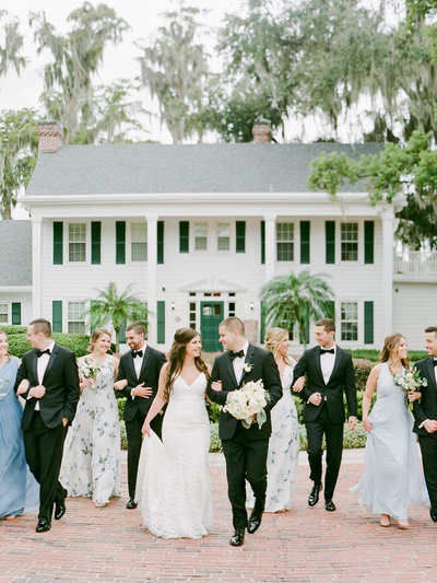 Plantation Wedding - Estate Wedding