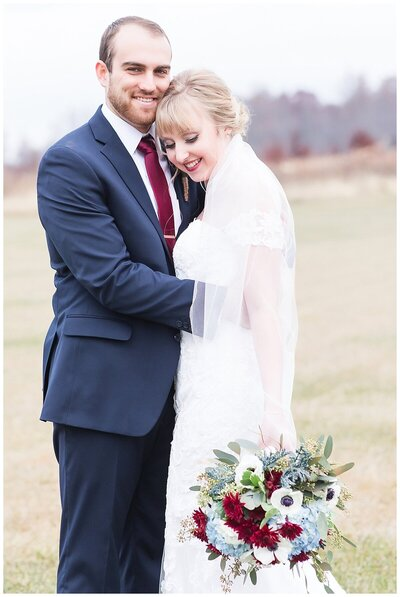 Magical Winter Wedding photo by Simply Seeking Photography_1165