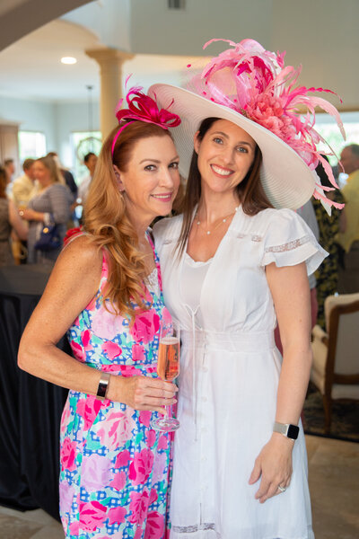 Derby hat party
