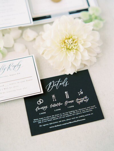 pirouettepaper.com | Wedding Stationery, Signage and Invitations | Pirouette Paper Company | Invitations | Jordan Galindo Photography _ (79)