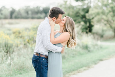 The Handley Co. Wedding Engagement Portrait Light and Airy Photography Photographer Columbus Ohio Destination5