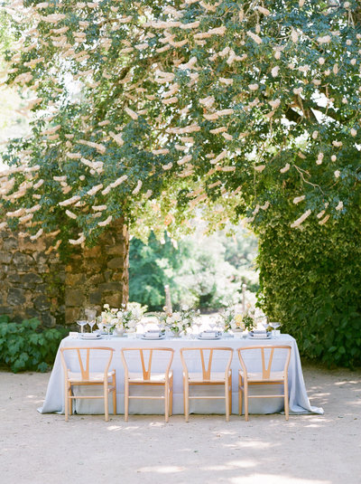 Wedding Reception Table Inspiration
