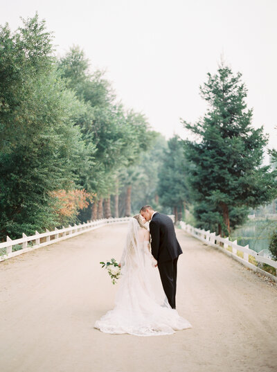 Wedding at Springville Ranch in Southern California