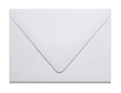 Our Pure White paper color is a true bright white. This paper is available for all printing methods and will give your suite a crisp modern finish. Matching Pure White envelopes are included.