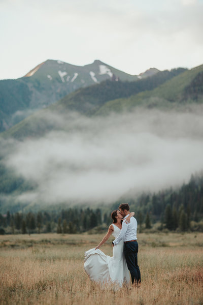 Best Colorado Elopement Photographers
