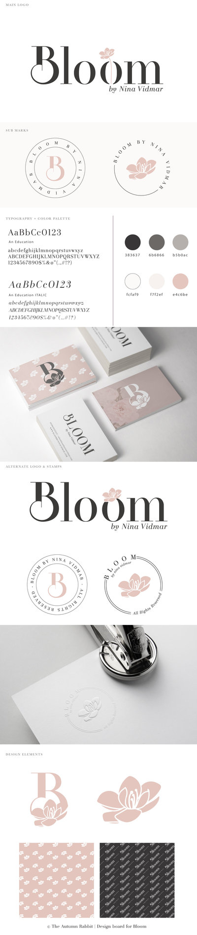 Bloom-Final-Branding-Board