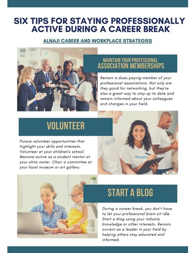 Staying Active During Career Break_Page_1