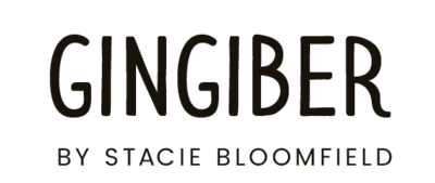 Gingiber With Stacie Bloomfield Logo