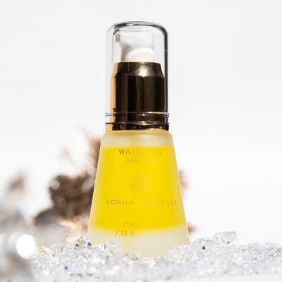 Sonia Roselli Beauty Water Oil skin prep for makeup artists
