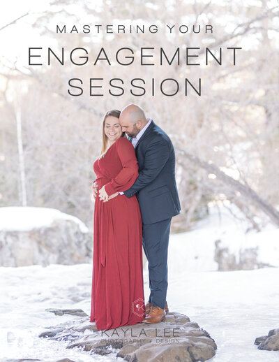 Kayla Lee Photography Engagement Session E-Book