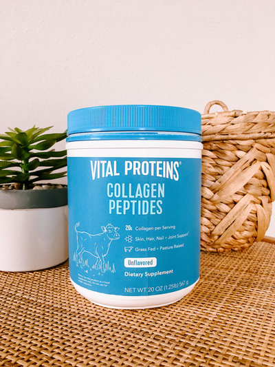 Madison Anaya Vital Proteins Collagen Peptides