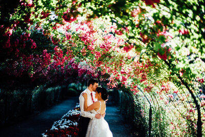 Point Defiance Gardens Wedding Venue