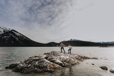 Banff Adventure Elopement Photographer.101