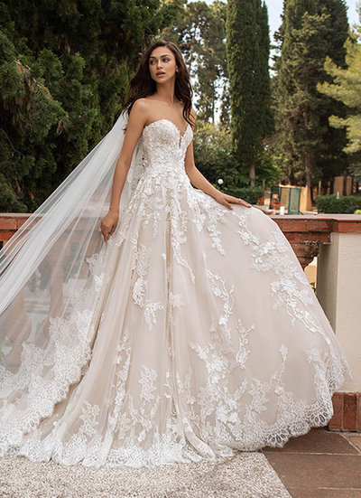 Pronovias Wedding Dress 1
