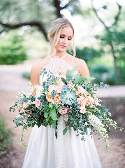 wedding florals dripping springs tx