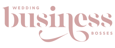 Wedding Business Bosses Logo