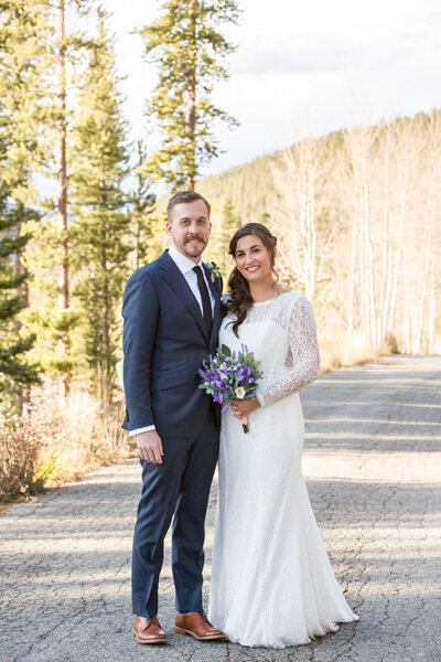 small wedding photography packages  Colorado in Breckenridge