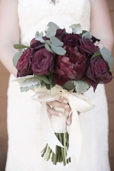 wedding flowers, vintage boquet