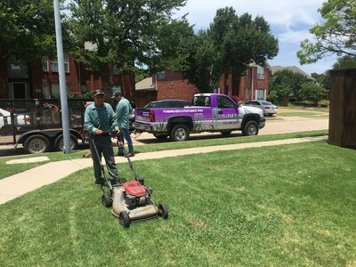Lawn Mowing College Fund Landscaping