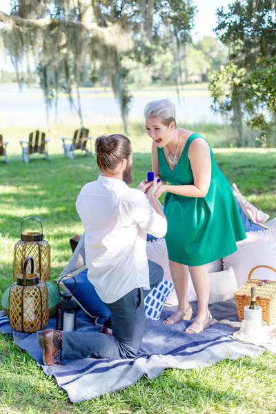 Waterfront proposal engagement