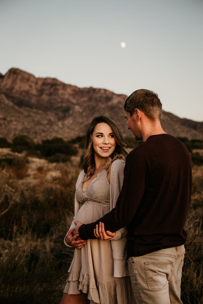 58-Maternity Photoshoot-Sandia-Mountain-Albuquerque