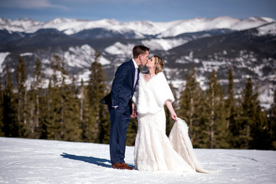 The Lodge Breckenridge Colorado Wedding Elopement046