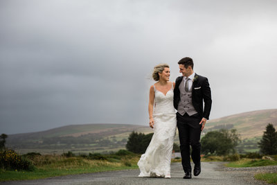 waldos stone, preseli hills wedding, mountain wedding photography