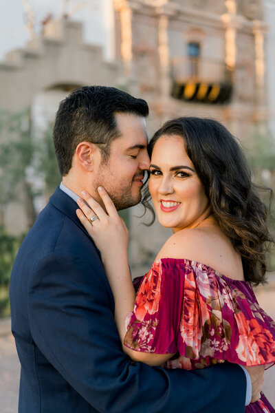 Phoenix Desert Botanical Garden Engagement - Phoenix Wedding Photographer