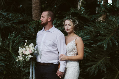 Washington Oaks Elopement // JasTreadway Photography