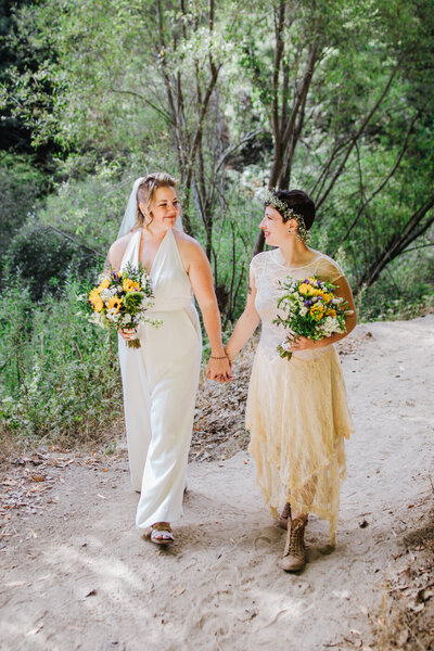 Destination LGBTQ Elopement in California